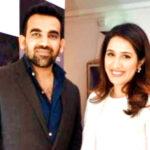 Sagarika Ghatge And Zaheer Khan Are Now Married.