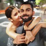 Virat and Anushka Celebrated Thirty First Night in Sydney